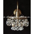 Crystal Balls Wall Lamp DWN76130-1-xx