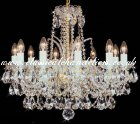 10 Arm BC43087 10HK-669SW Chandelier