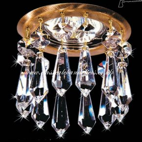 Antique Gold Crystal BC98001 01/14xx-184S