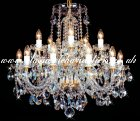 15 Arm BC43080 15HK-669SW Chandelier