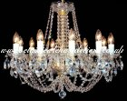 10 Arm BC43084 10HK-669SW Chandelier
