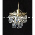 Petite Crystal Wall Light DWN76132-1-xx