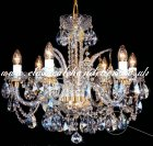 6 Arm BC43013 06/1HK-669SW ND Chandelier