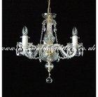 3 Arm DC09770-3-xx ND Chandelier