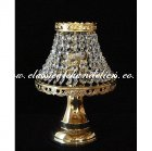Crystal Sconce DTSE76450-1-S