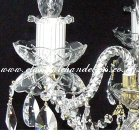 Crystal Table Lamp DTSE10320-3-S