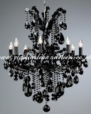 Black Chandelier AM 54366/00/008