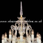Crystal Floor Lamp BF21022 12/xHK-505SW