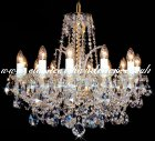 12 Arm BC43087 12HK-669SW Chandelier
