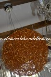 Golden Rustic Ball KC09009