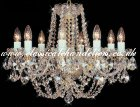 8 Arm BC43071 08HKx-669SW Chandelier