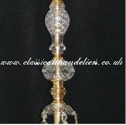 Crystal Floor Lamp DFAK10740 6-S