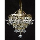 Diamond Crystal Wall Lamp DWN76000-1-Lxx