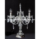 Crystal Table Lamp DTSE10740-3-xx ND