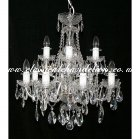 12 Arm DC10740-8+4-XX-ND Chandelier