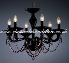 Black Chandelier AS 54525/00/006