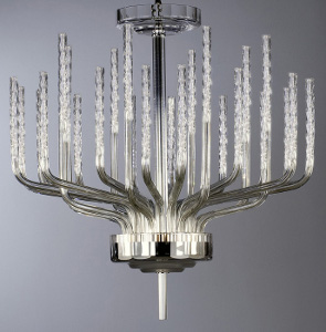 new contemporary chandeliers