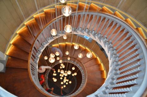 Lighting Design At Heals Of London