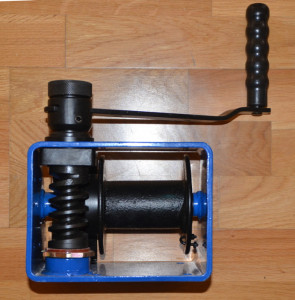 Worm Gear Lighting Winch