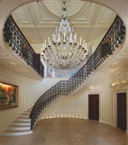 Stairwell Chandelir IMAGE 1