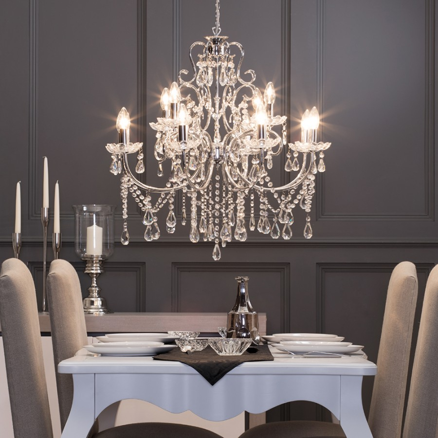Outstanding Blog Chandeliers Above The Tables Classical Chandeliers Blog Beutiful Home Inspiration Xortanetmahrainfo