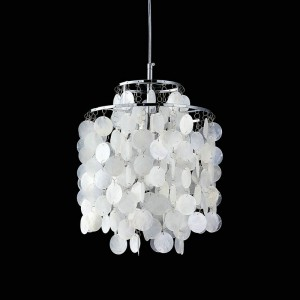 Shell Pendant Chandelier 1