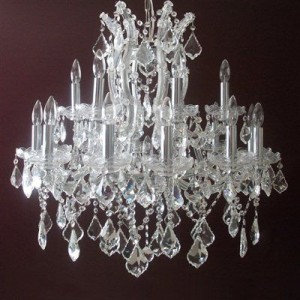 Royal Family Chandeliers 1
