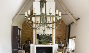 Chandeliers in Barn Conversions 3
